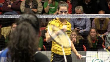 FINALE: Lisa Malaihollo – Manon Sibbald // Van Zundert Velo – Qontent Almere